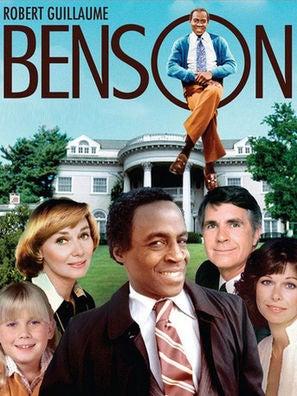 Benson tv series poster
