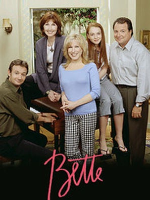 Bette TV poster