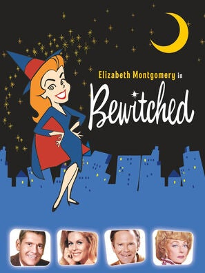 Bewitched tv series poster
