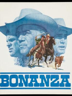 Bonanza tv poster