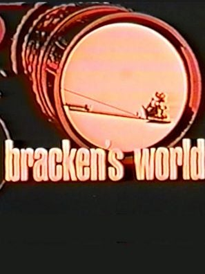 Bracken's World tv poster