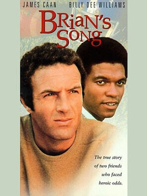 Brian's Song tv movie poster