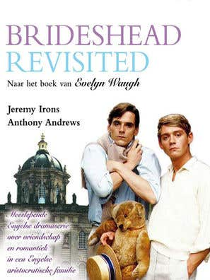Brideshead Revisited tv movie poster