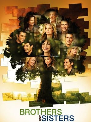 Brothers & Sisters tv poster