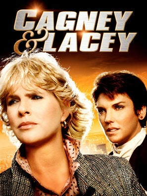 Cagney & Lacey tv series poster