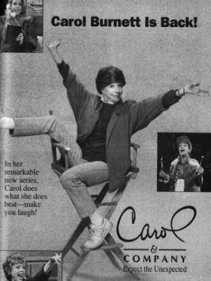 Carol & Company tv poster