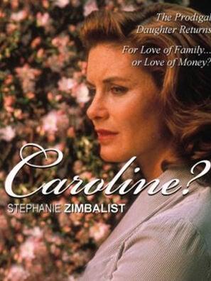 Caroline? tv movie poster