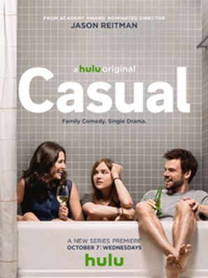 Casual TV Poster