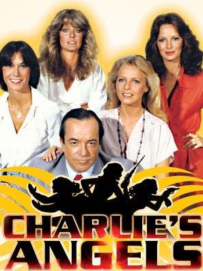 Charlie's Angels tv poster