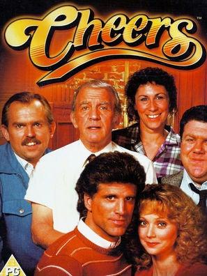 Cheers tv poster