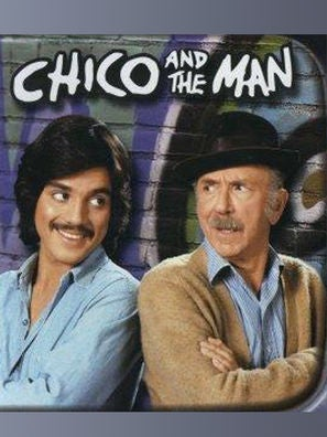 Chico and the Man tv series poster