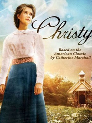 Christy tv series poster