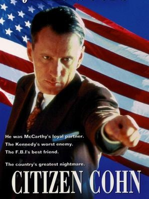 Citizen Cohn movie poster