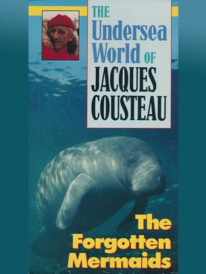 Cousteau: The Forgotten Mermaids tv special poster