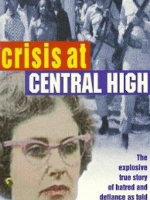 Crisis at Central High tv poster