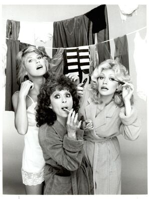 POster for the 1982 TV show Nine to Five