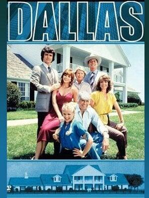 Dallas tv series poster