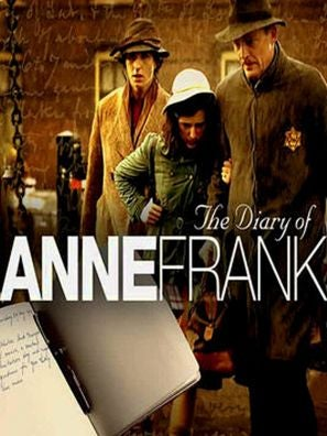 The Diary of Anne Frank tv poster