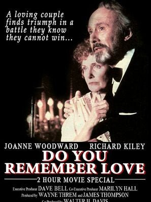 Do You Remember Love? tv poster