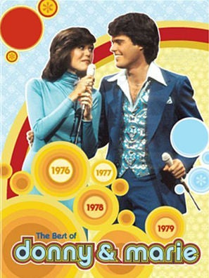 Donny and Marie tv series poster