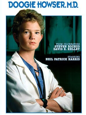 Doogie Howser, M.D. tv series poster