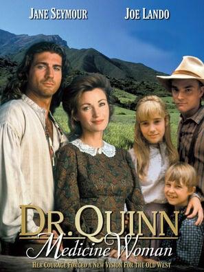 Dr. Quinn, Medicine Woman tv poster