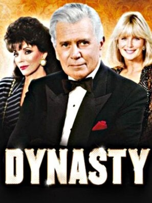 Dynasty (1981-1989) tv series poster