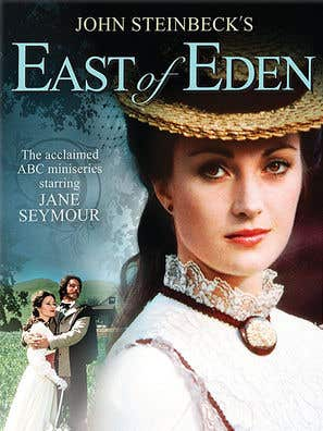 East of Eden tv miniseries poster