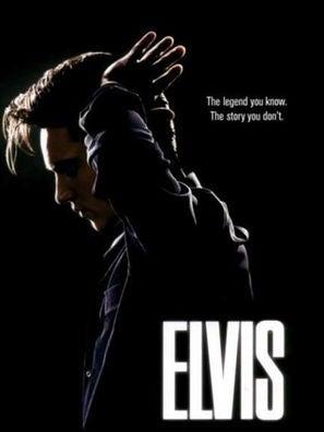 Elvis tv mini-series poster