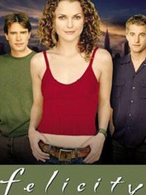 Felicity tv poster
