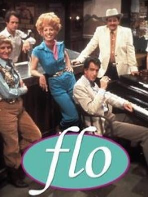 Flo TV series poster