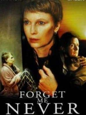Forget Me Never tv movie poster