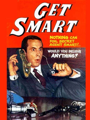 Get Smart tv poster