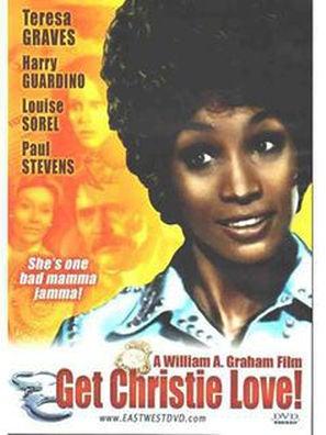 Get Christie Love tv series poster