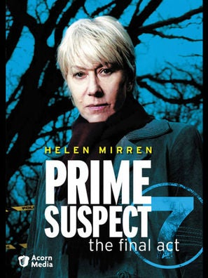 Prime Suspect The Final Act