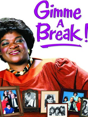 Gimme a Break! tv poster