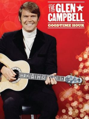 The Glen Campbell Goodtime Hour poster