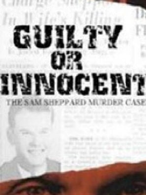 Guilty or Innocent: The Sam Sheppard Murder Case tv movie poster