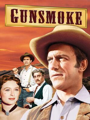 Gunsmoke tv poster
