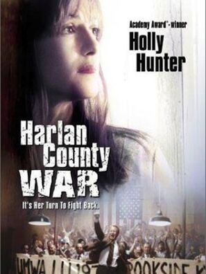 Poster for the film Harlan County War