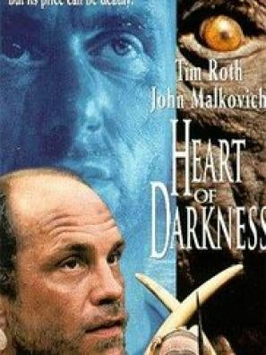 Heart of Darkness movie poster