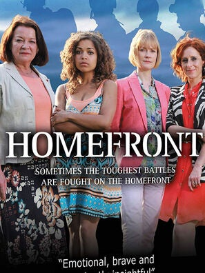 Homefront tv series poster