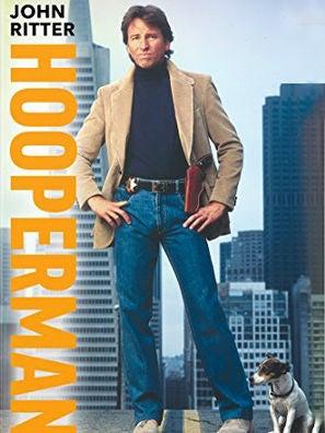 Hooperman tv show poster