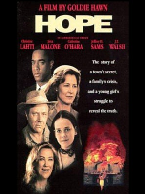Hope tv poster