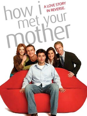 How I Met Your Mother tv poster
