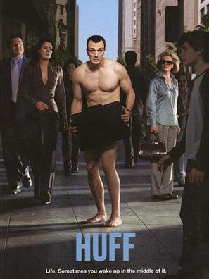 Huff tv series poster