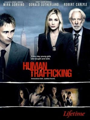 Poster Human TRafficking, TV movie