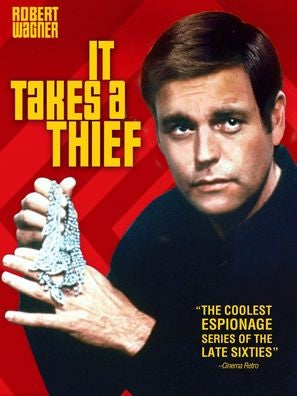 It Takes a Thief tv poster