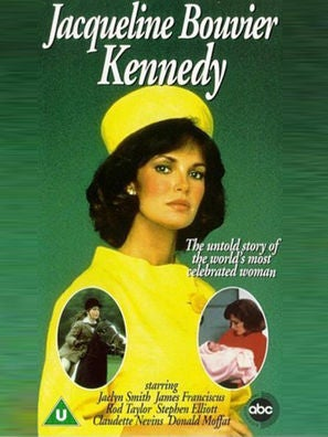 Jacqueline Bouvier Kennedy tv movie poster