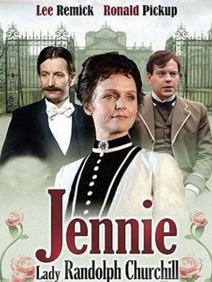 Jennie: Lady Randolph Churchill tv miniseries poster